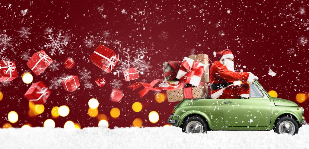 drive thru kerst